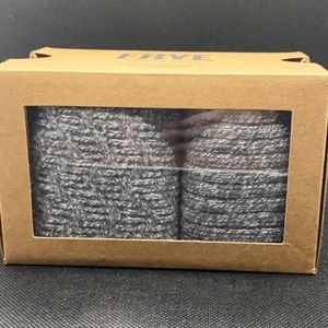 NIB Frye super soft boot socks in gift box
